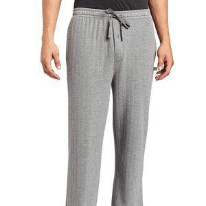 Dockers Grey Textured Pajama Bottoms